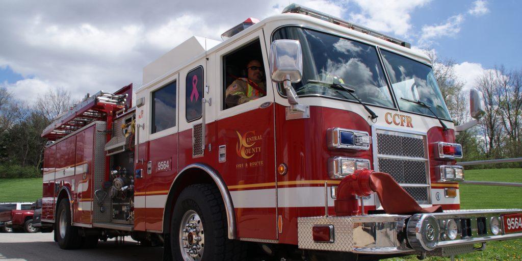 CCFR Pumper Truck 12