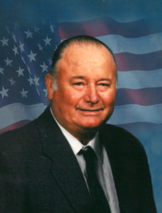 Donald Conoyer Member Of Original St Peters Fire Protection