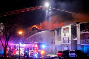 Turnberry Place Apartment Fire