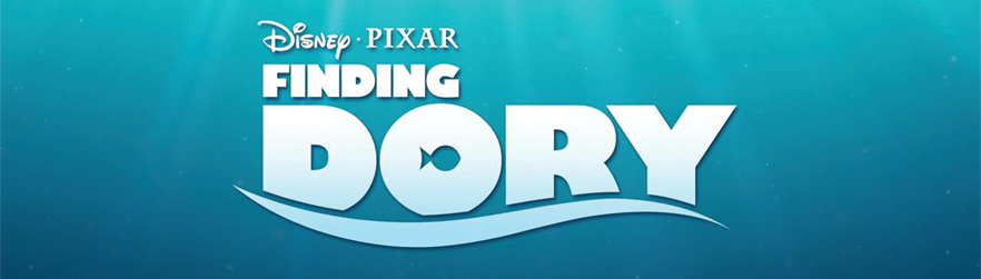 Finding dory web image
