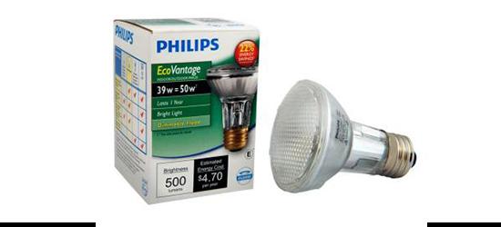 Light bulb recall