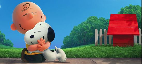 Peanuts movie pic
