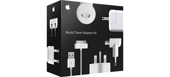 Recalled Travel Adapter