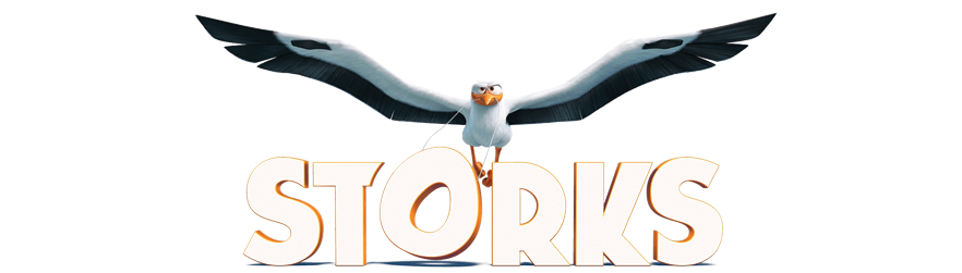 Storks movie image
